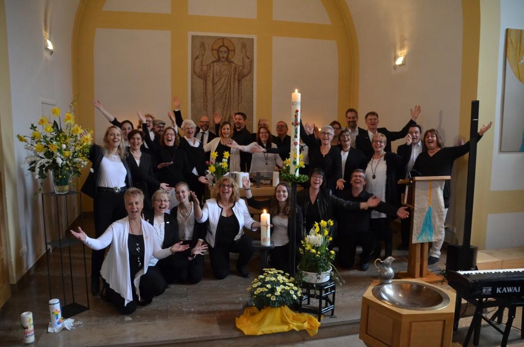 Hoffnungskirche Ostern 2017
